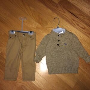 12m Boys outfit