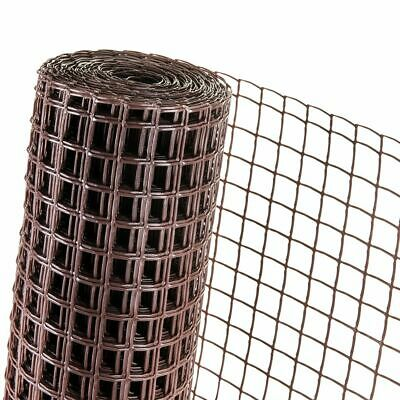 Fence Fence Plastic Fence Lattice Fence Braun Haga 60m L X 0,5m Height