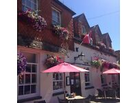 Cranleigh GastroPub Richard Onslow Looking For Housekeeper,Great Team, Live In Available