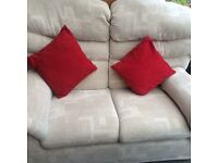 G plan 2 seater sofa