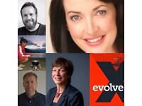 "TedxSwansea 2017 ""evolve waterfront museum"""