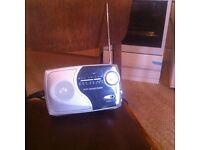AM/FM/LW Portable Radio-£7 Cowley Oxford.