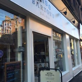 Room to Rent in busy west end salon