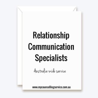 Let us help you learn to communicate better with your partner  Sydney City Inner Sydney Preview