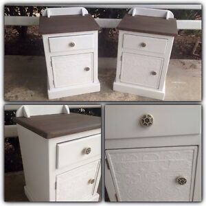 Bedside tables Pittsworth Toowoomba Surrounds Preview