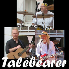 Bassist, electric and/or acoustic needed for acoustic rock band Talebearer.