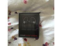 Brand new, unopened, Beats by Dr. Dre Powerbeats2 Ear-hook Wireless Headphones - Black Sport.