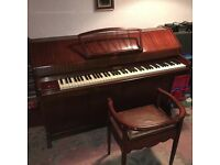 Eavestaff Mini Royal Overstrung Piano