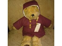 Vintage Paddington Bear.