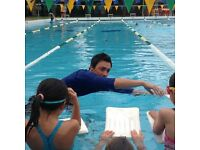Private Swimming Tuition (Basingstoke)