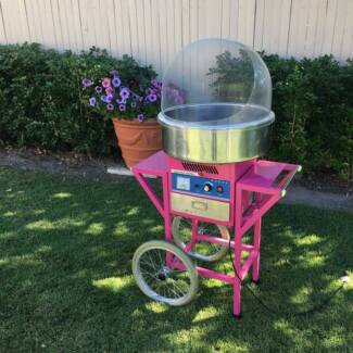 Fairy floss machine for hire
