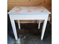 Kids desk with storage - £25