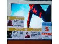 Avengers, SHIELD, SUICIDE SQUAD, Batman Movie and Cosplay ID Cards