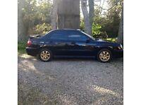 2L Subaru Impreza (2002)