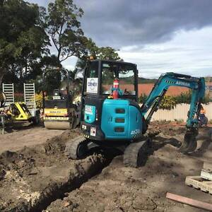 Excavator - Posi Track - Tipper Hire Marks Point Lake Macquarie Area Preview