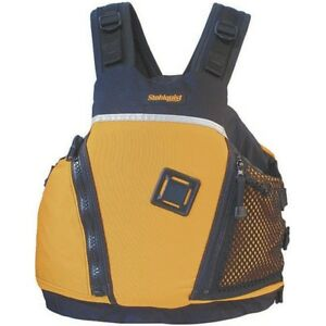 Stohlquist Wedge E Kayak and Canoe PFD Life Jacket XL