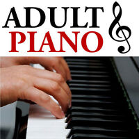 Adult Piano Lessons in Mississauga