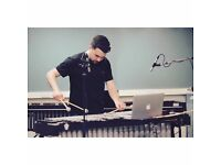 Drum kit/Percussion tuition