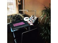 MANICURE/NAIL STATION TO RENT