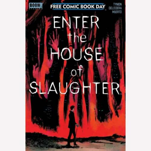 Enter the House of Slaughter #1 - FCBD - Presale (8/11/2021)