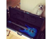 Ibanez Iron Label Series - New with 2nd hand hardcase. £650 ONO - no trades