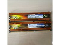 8gb Team Vulcan Orange 2133mhz DDR3