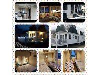 Beautiful Prestige 3 Bedroom family caravan
