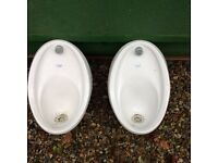 2 x Armitage Shanks Urinals (NO CISTERN)