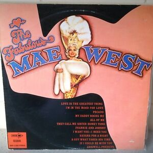 Mae West vinyl LP. Epping Whittlesea Area Preview