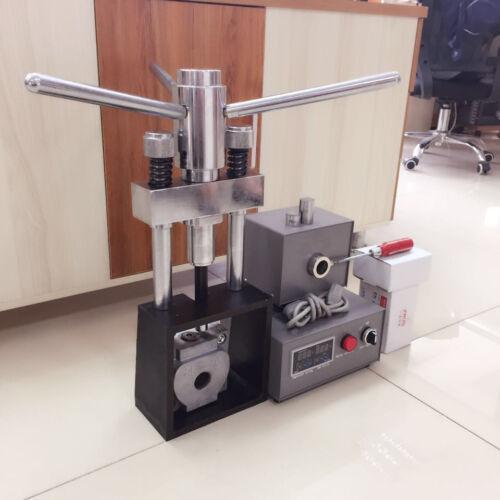 Dental Flexible Denture Injection System Heater Lab Machine Oral Care Flosser - $499.00