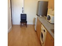 ** No agency fees** 1 bed fully furnished ground floor flat**