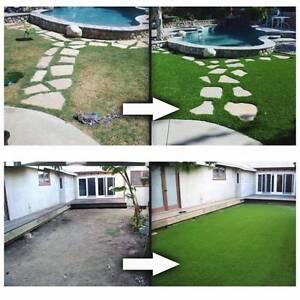 35mm Artificial Grass Stock Clearance. Wangara Wanneroo Area Preview