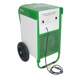 Dehumidifiers remove unwanted damp