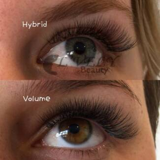 "March Special ""Eyelash extension Classic $39 Full Volume $79"""