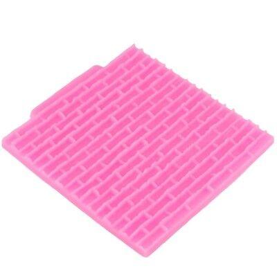 Small Brick Stone Wall Silicone Mold | Bakell®