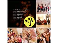 ZUMBA Fitness classes in Birmingham and Solihull