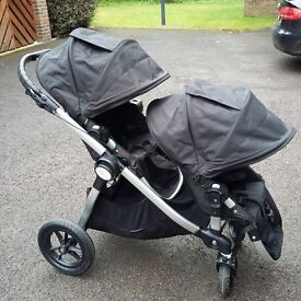 Baby Jogger City Select, Single or Double Stroller/Pushchair