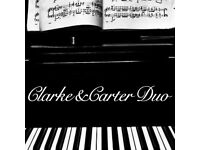 Clarke & Carter Duo - Acoustic Duo looking for work