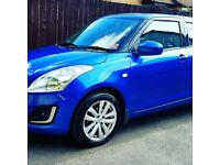 Suzuki Swift SZ3, 2015, 22k miles, excellent/reliable car, Alloy wheels, LED Day lights..