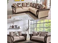 🙉🙉Big Discount Offer🙉🙉Brand New Shannon 3+2 Seater Sofa, Corner Sofa Order For Home Delivery🙉🙉