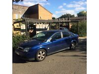 Vauxhall vectra 2004 sale or swap 7seater