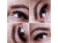 Russian Volume eyelash extensions South Woodford,5 years experience ,£50-£55