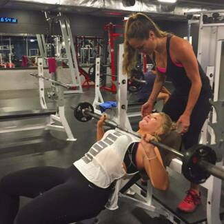 MOTIVATING PERSONAL TRAINER