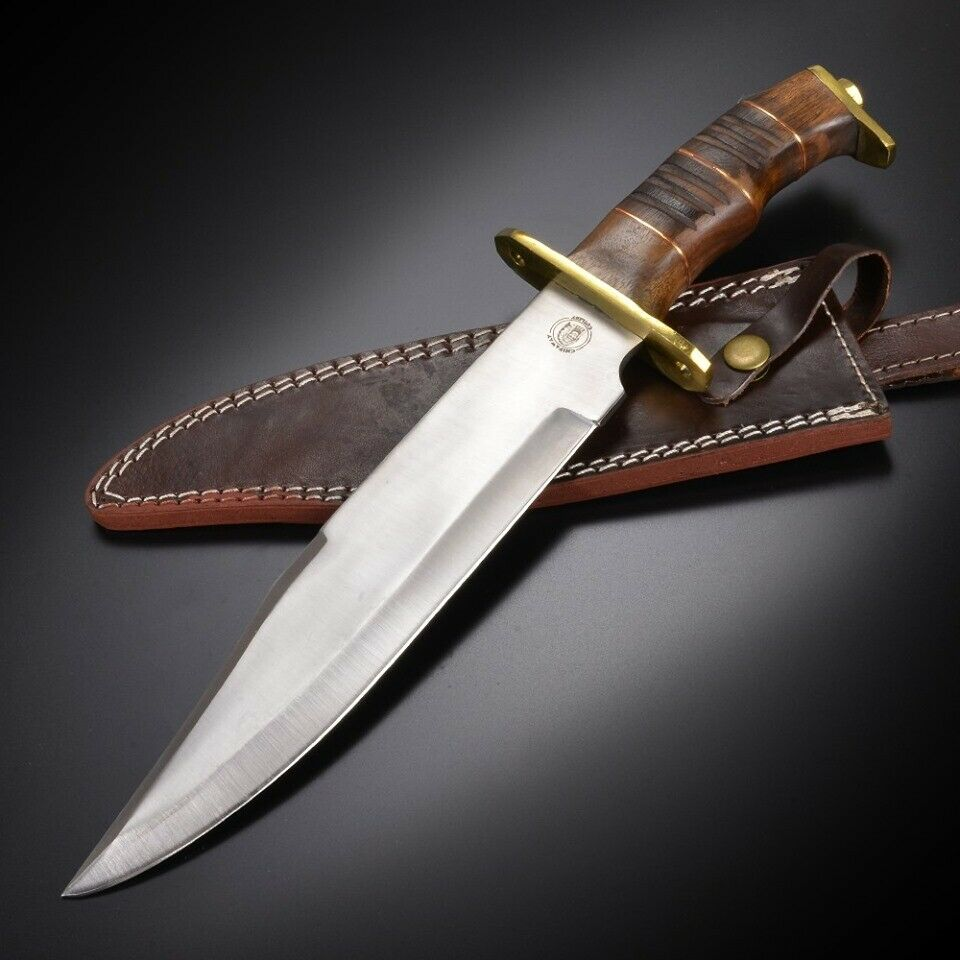 Coltello da caccia Chipaway Bear Hunter Bowie FCW903 Knife Messer Couteau Navaja