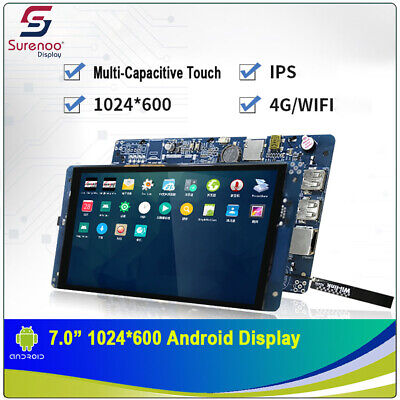 7.0 1024x600 Android Ips Tft Lcd Module Display Screen Capacitive Touch Panel