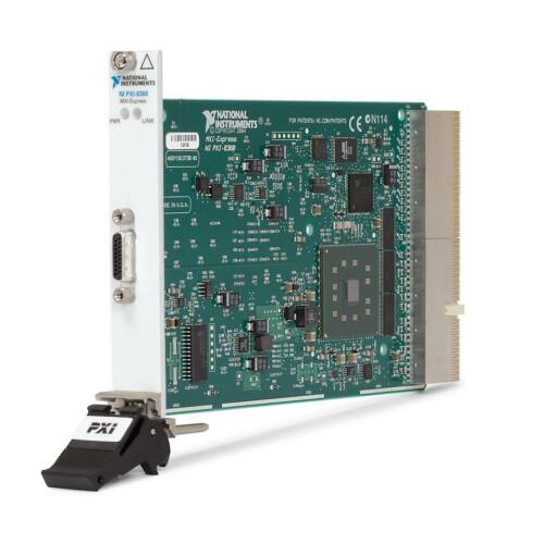 New - National Instruments NI PXI-8360 MXI-Express Interface Module