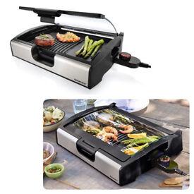 Silvercrest tabletop grill 1800w