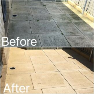 Pressure Cleaning- Low cost, high quality results