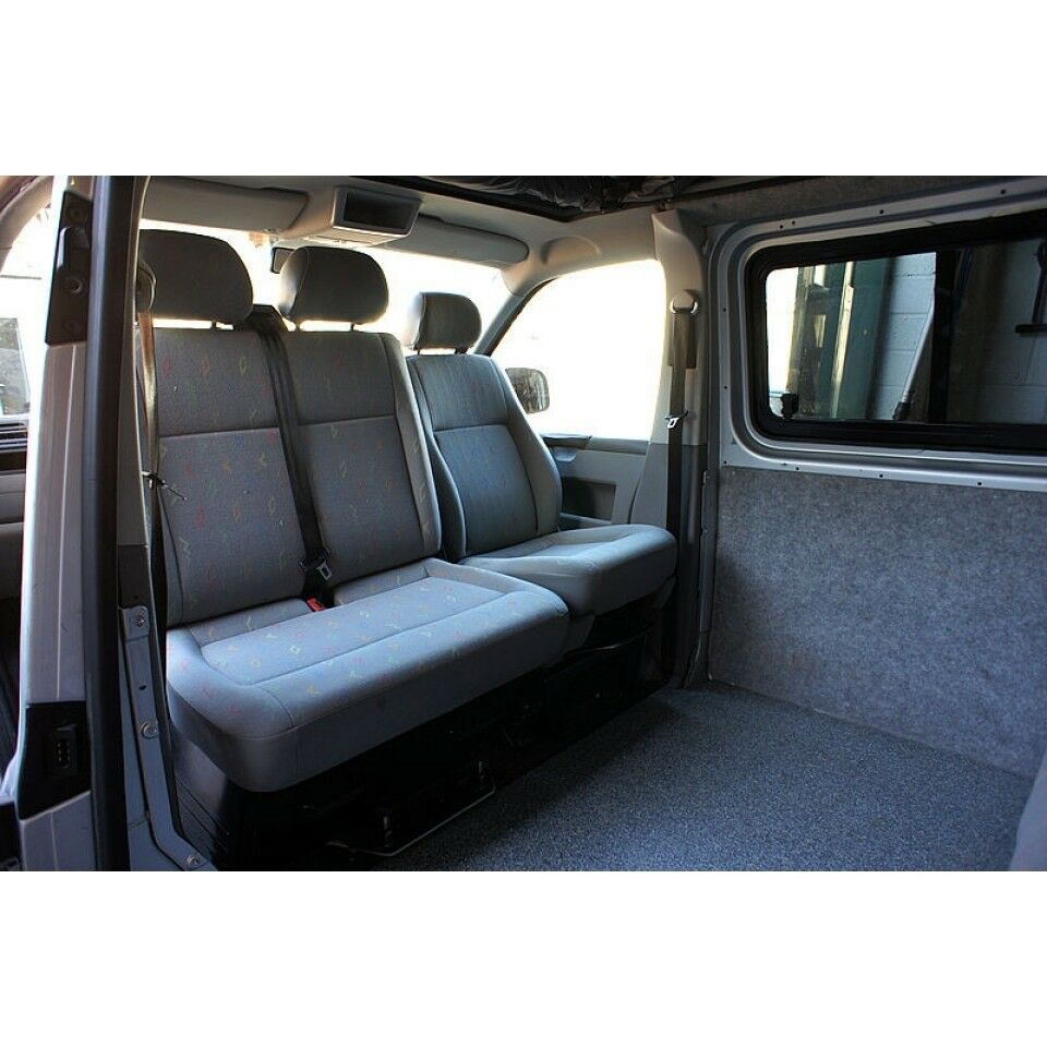 Kiravans T5 / T6 VW T5 Double seat swivel (UK Right hand drive model)