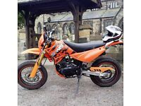 Sinnis Apache 125, For sale or SWAP!